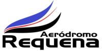 Logo del aeródromo de Requena