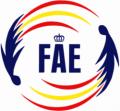 Logo Real Federación Aeronaútica de España (RFAE)
